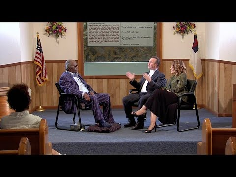 "3ABN Today Live - Interview  with ""Little Richard"" (TL017532)"