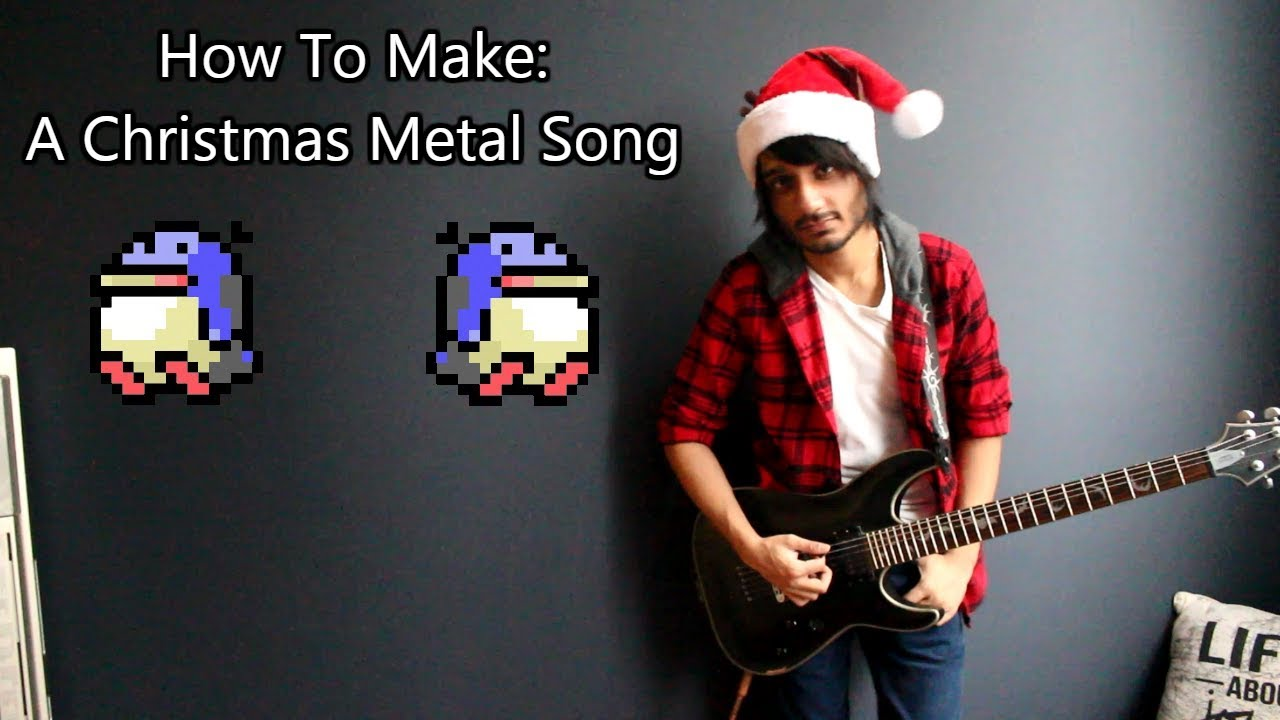 how to make a metal song