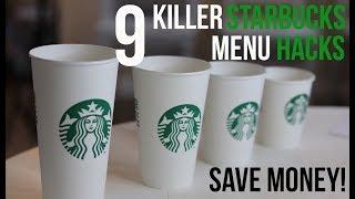 9 Starbucks Menu Hacks That'll Save You Money