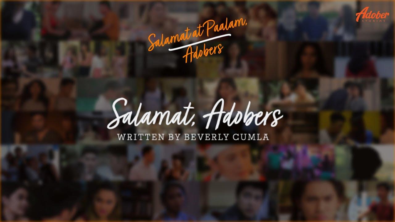 Salamat at Paalam, Adobers | Adober Studios