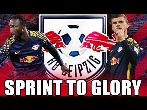IN 10 JAHREN  VON OBERLIGA ZUM CL SIEG !! 😱🏆   FIFA 18: RB LEIPZIG SPRINT TO GLORY KARRIERE