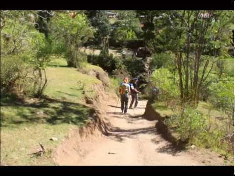 Inca Trail to Machu Picchu, Peru - June 2013