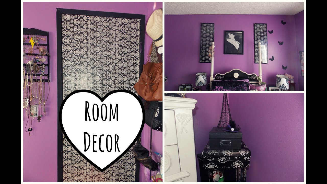 & Room Decor/Organization IDEAS! *Gift Wrap Paper Edition* - YouTube