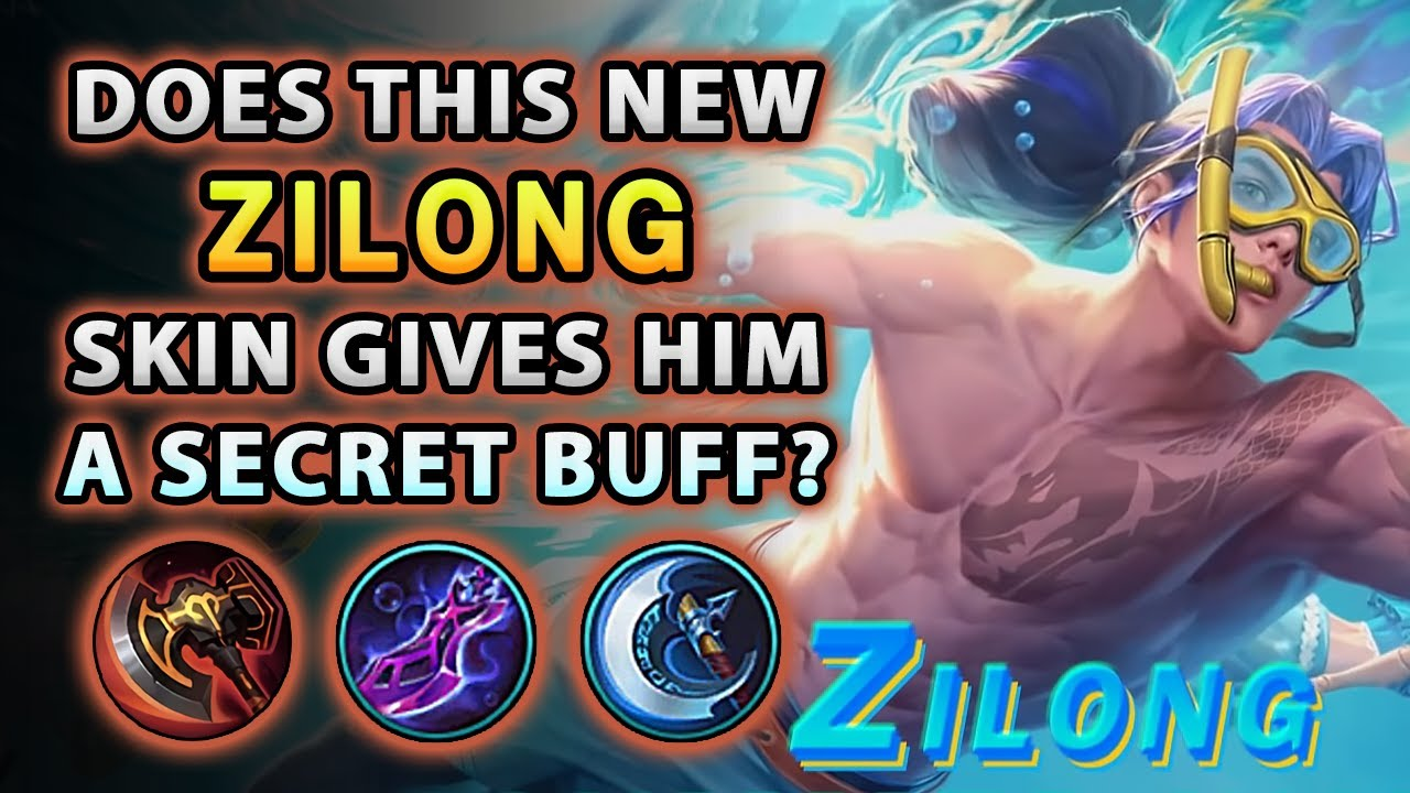 Does Zilong Get A Secret Buff Because Of This New Skin? | Mobile Legends