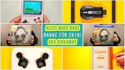 Alles muss raus – Verlosung! Danke für 2019 ❤ CH3 Giveaway Deutsch