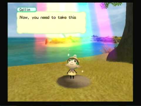 Harvest Moon: Tree Of Tranquility - Collin's Rainbow