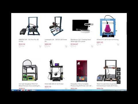 Hot Sale Flyingbear-P905 Full Metal Precision Auto Leveling DIY 3D Printer Kit - Black EU Plug 2