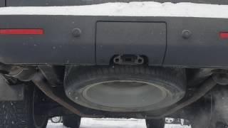 Звук 4.4 V8 бензин Discovery 3