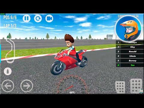 PAW Ryder Moto