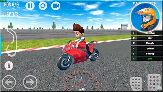 PAW Ryder Moto Racing 3D Game - Patrol Games #Bike Game To Play for Android