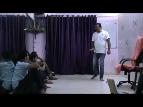 Acting Class Dialouge Delivery