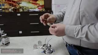 видео Виды светильников. Особенности использования внутренних осветительных приборов