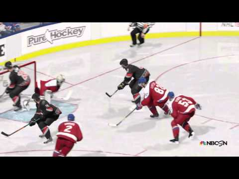 NHL 15 highlights & bloopers