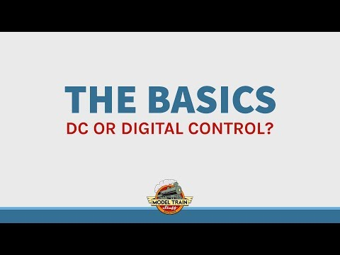 The Basics: DC or DCC? from YouTube · Duration:  3 minutes 54 seconds
