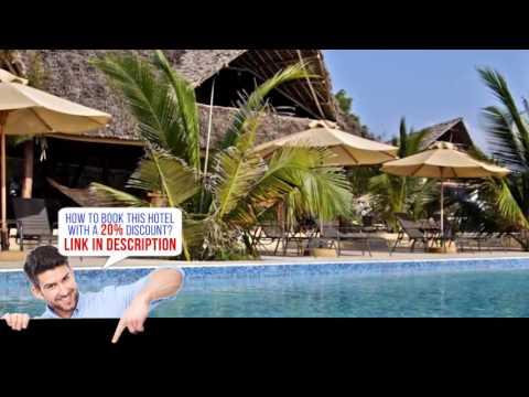 Sunshine Marine Lodge, Matemwe, Tanzania, HD Review