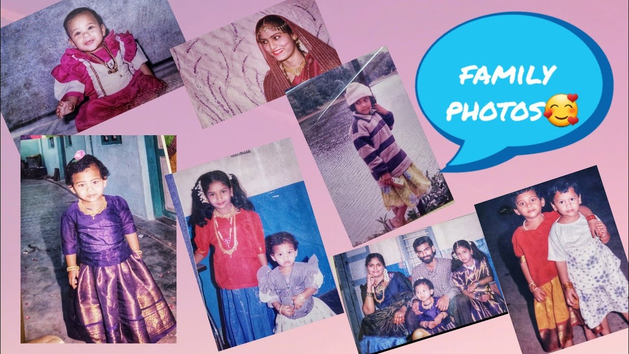 Download My Family Photo Collection 👪 | Shamila Vlogs