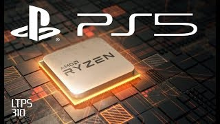 PS5 NEWS! Sony working with AMD for PS5. Sony Boss says PS4 is in final phase. - [LTPS #310]