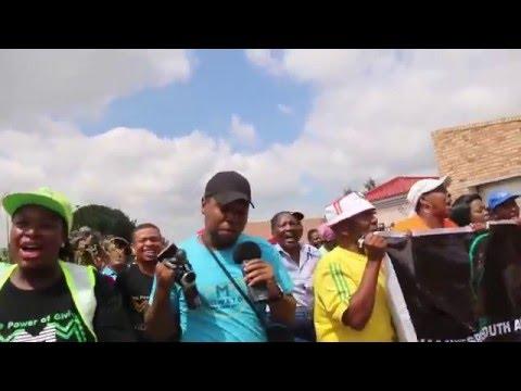 1st Year Anniversary WALK in Soweto Naledi-White City, MMM RSA (23/02/2016)