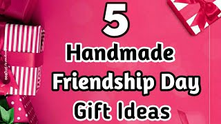 5 Amazing DIY Friendship Day Gift ldeas During Lockdown | Friendship Day Gifts