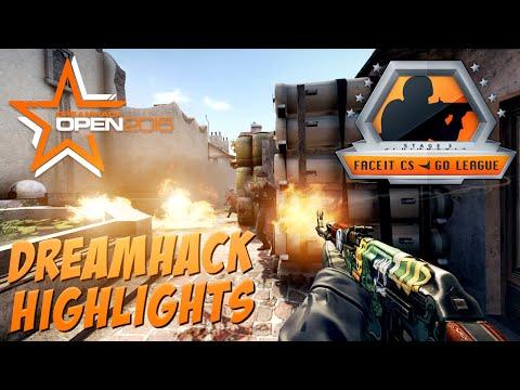 DreamHack Winter 2015 - CS:GO Highlights