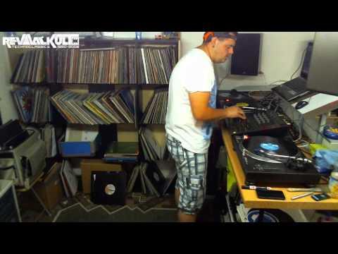 Old School Techno Mix // 100% Vinyl // Trance // 1995-1999 // mixed by DJ TraxXx // Vol.3
