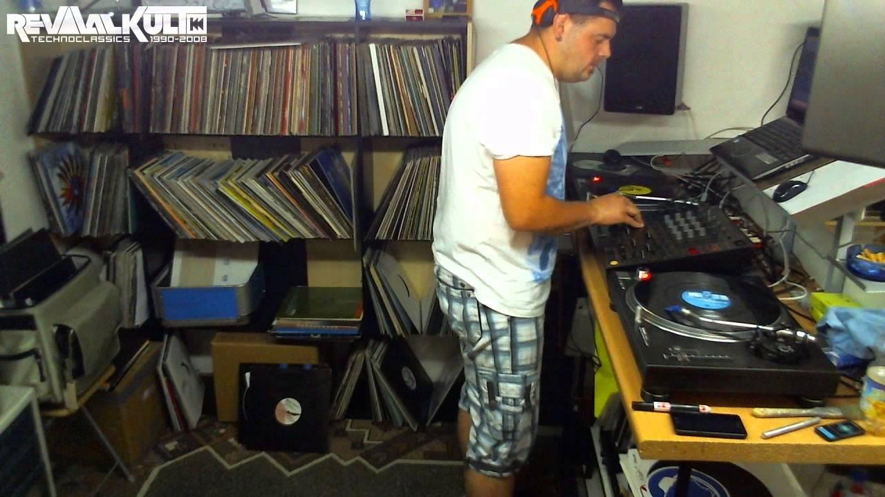 musica techno trance 1995