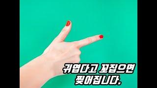 [그립] 귀엽다고 꼬집으면 볼 찢어집니다 핀치그립 최강자전~!