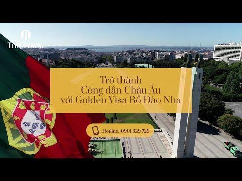 Trở thành công dân Châu Âu với chương trình Golden Visa Bồ Đào Nha