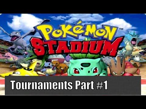 Pokemon Stadium Tournaments Part 1: Pokeball Prime