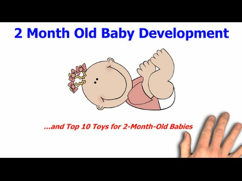 2-MONTH-OLD BABY DEVELOPMENT: Top 10 Toys for Newborns ...