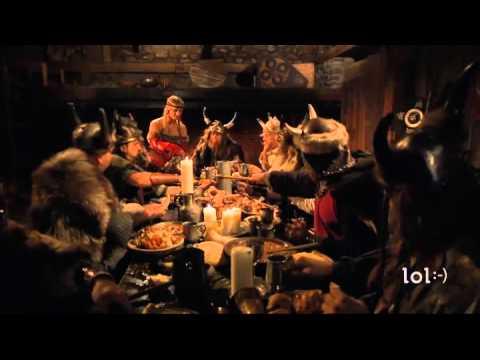 LOL РЖУНИМАГУ  Нежные викинги