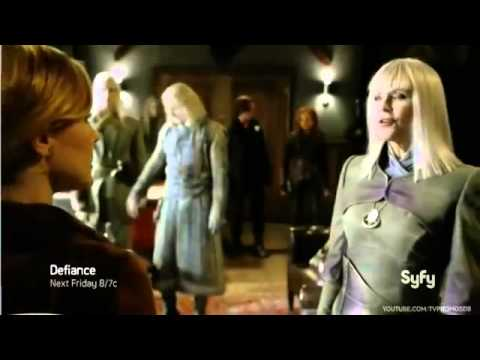 Defiance 3x10 Promo  When Twilight Dims the Sky Above  HD