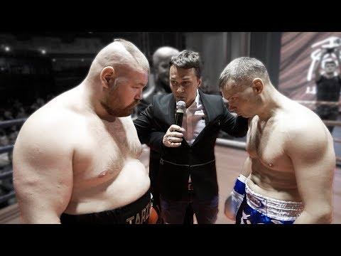 Бой Дацик против чемпиона по кикбоксингу Андрея Кирсанова / Отправил в нокаут