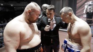 Бой Дацик против чемпиона по кикбоксингу Андрея Кирсанова  Отправил в нокаут