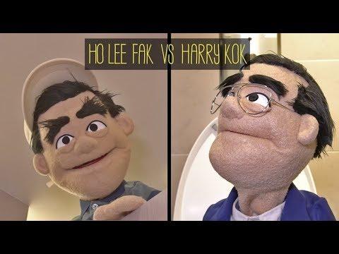 HARRY KOK VS HO LEE FAK (ROUND 3)