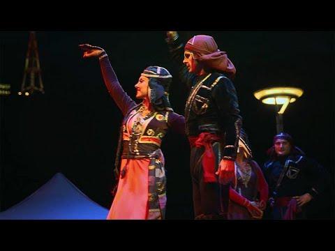 من هي فرقة الباليه الوطنية الجورجية -سوخيشفيلي-؟  - نشر قبل 2 ساعة