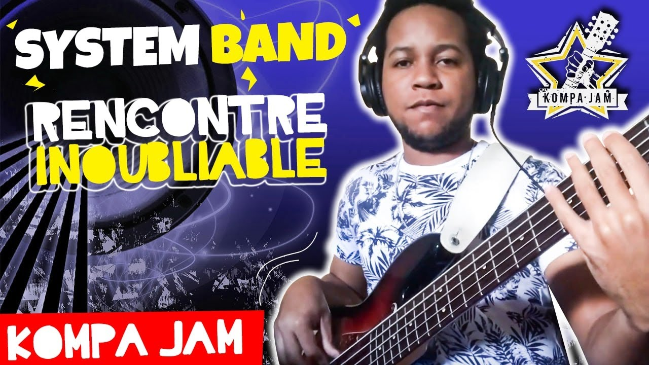 sYsTeM BaNd - rEnCoNtRe iNoUbLiAbLe - #BaSs #GuItAr #MuSiC #kOmPa #JaM #cOvEr