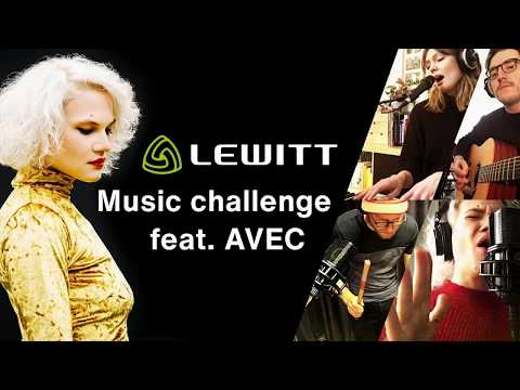 Lewitt Music Challenge Feat. AVEC - Home - Mixed By Kenneth A