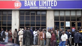 The NEW SCRAMBLE for AFRICA: Zimbabwe's Economic Punishment