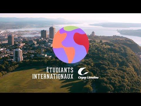 Étudiants internationaux | Cégep Limoilou