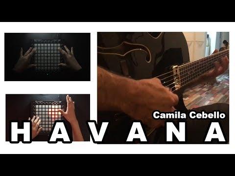 The Akyazicies - Havana//Launchpad & Guitar Cover (feat.Funda Akyazıcı) [Pragon x Yavuz Akyazıcı]