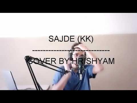 Sajde kiye hai lakhon(KK and Sunidhi Chauhan ) | cover by Hrishyam