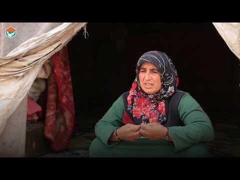 اول مرة بمر عليهم رمضان بالمخيمات . ام فارس تروي لنا القصة