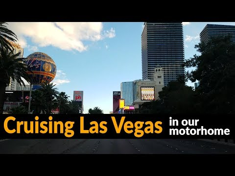 Motorhome RV Living | Fun On The Las Vegas Strip, Kevin & Laura Update