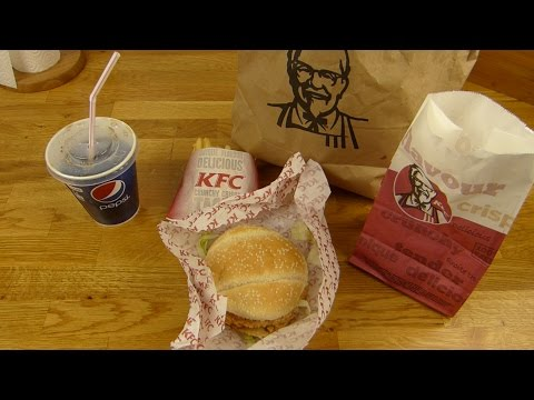 KFC - Lunch Box