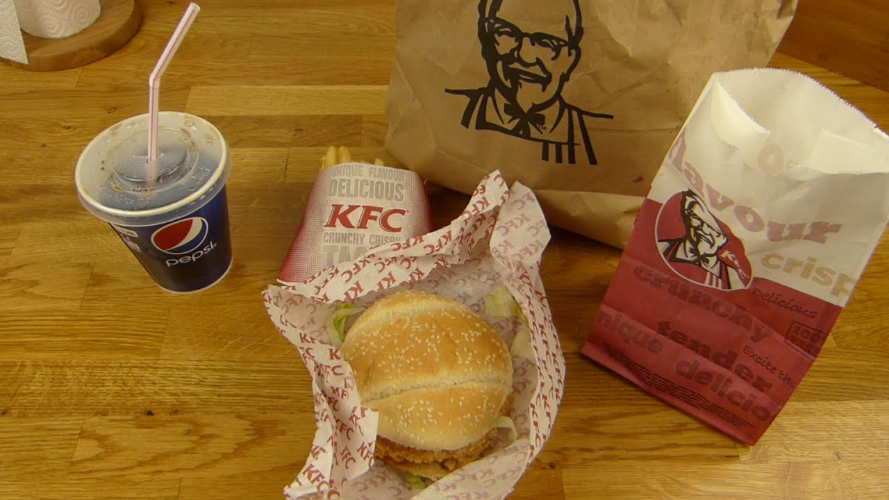& KFC - Lunch Box - YouTube Aboutintivar.Com