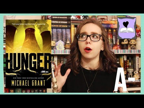 Hunger - Spoiler Free Book Review