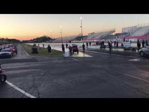 Brian Mitchell renegade 2017 Georgia race