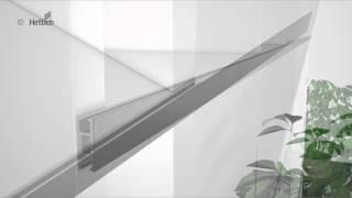 Система раздвижных дверей SlideLine M(, 2016-02-22T10:38:20.000Z)