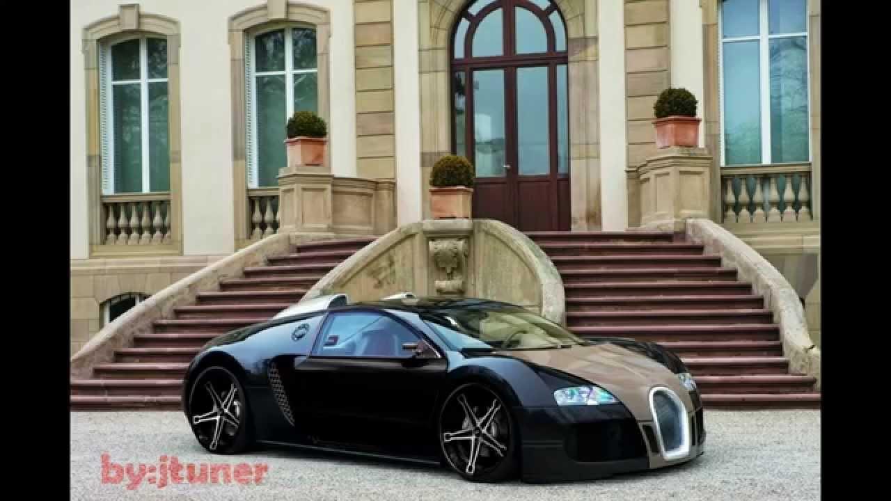 Bugatti Veyron Tuning Youtube